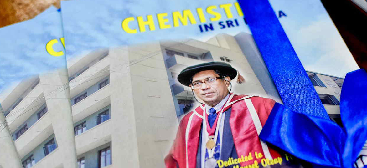 Chemistry In Sri Lanka Magazine Dedicated to Prof. JNO Fernando