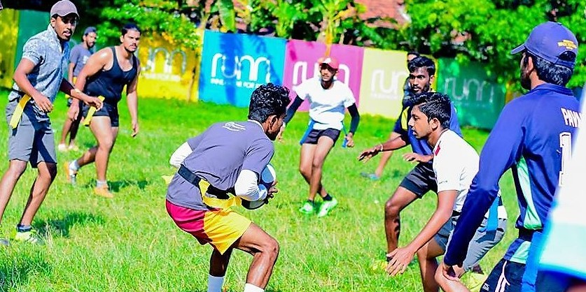 Inter Level Rugby Tournament at Railway Grounds