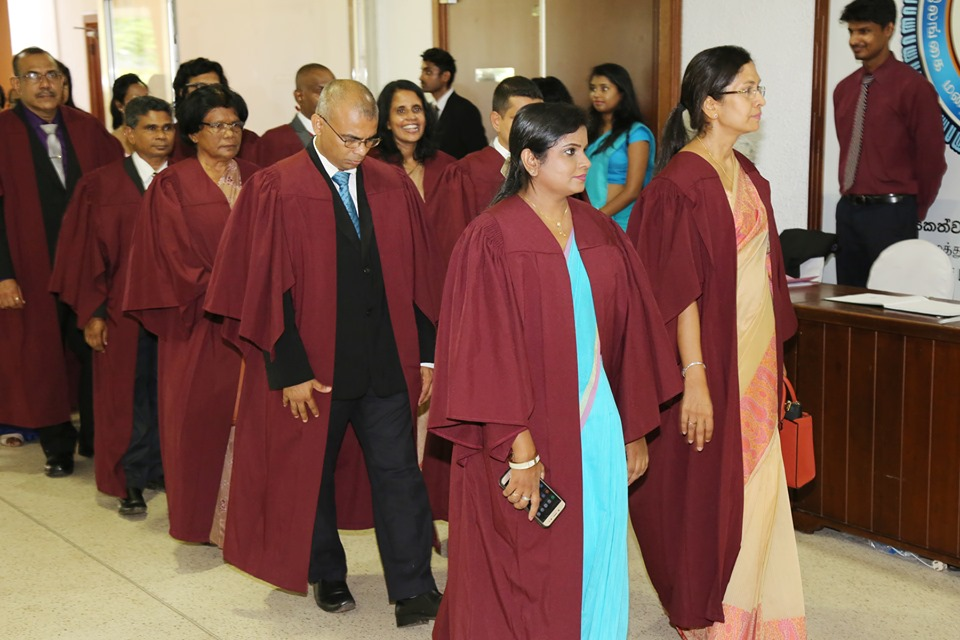 The 48th Annual Sessions and the 78th Anniversary celebrations of the Institute of Chemistry Ceylon